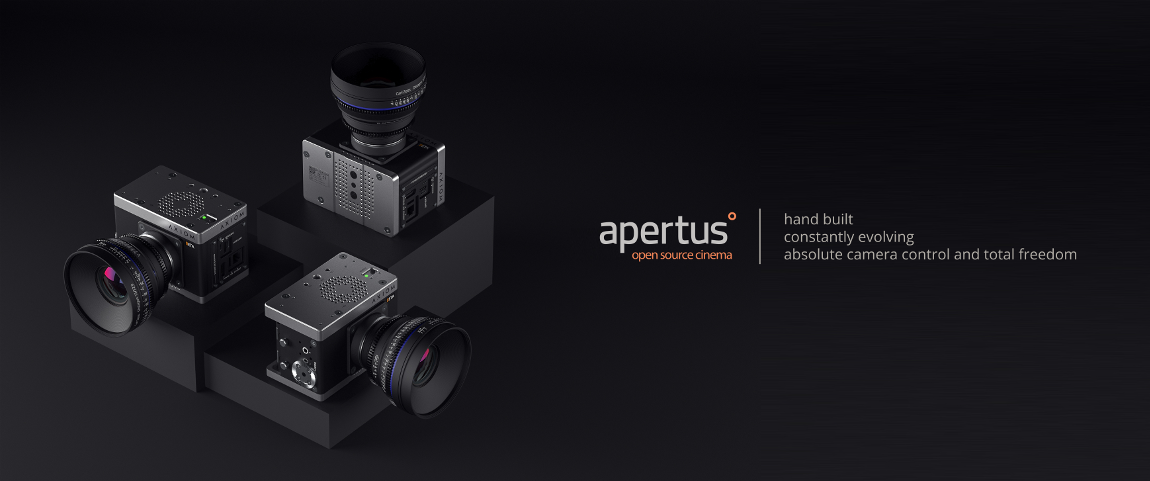 AXIOM Beta/Camera Structure - apertus° wiki