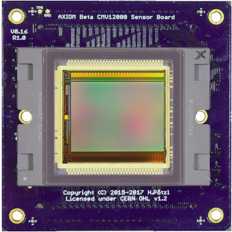 AXIOM Beta Main Board
