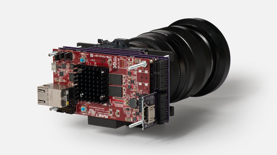 AXIOM Beta/Camera Structure - apertus° wiki